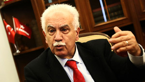 Perinçek: Bizim Türkiye tarafında hükümet, TSK, polis, Vatan Partisi, Ak Parti ve MHP var