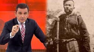 Fatih Portakal'dan Seyit Onbaşılı Kaz Dağları paylaşımı