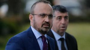 AKP'li Turan'dan Arınç'a Ahmet Türk tepkisi: Hadi oradan