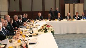 Erdoğan'dan toplantıda sandalyesi kırılan İmamoğlu'na: Ödemen lazım!