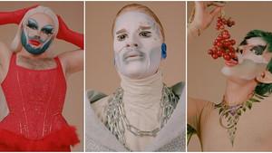 Amsterdam'ın birbirinden renkli ve  çılgın Drag Queen'leri