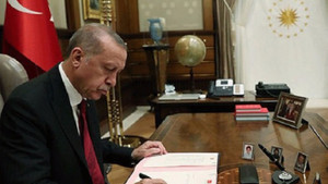Erdoğan Diriliş Postası yazarını rektör atadı