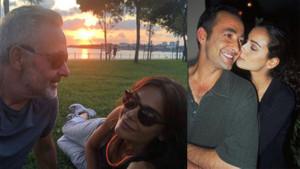Mehmet Aslantuğ ve Arzum Onan aşkı kıskandırıyor