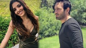 Hande Erçel ve Buğra Gülsoy Azize adlı dizide rol alacak