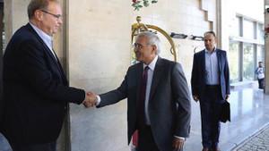 IMF ile gizli toplantıya katılan CHP ve İYİ Parti'den ilginç açıklamalar