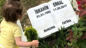 İbrahim Erkal'ın 2.5 yaşındaki kızından yürek burkan sözler: Baba kalk seni özledim