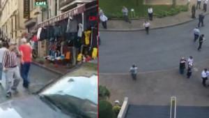 İstanbul'da deprem sonrası ilk görüntüler