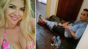 Brenda Barattini sevgilisinin cinsel organını makasla kesti
