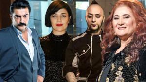 Şanışer'in Susamam şarkısına ünlü isimlerden destek!