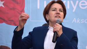 Meral Akşener'den Kaftancıoğlu mesajı: Gün gelir hukuk herkese lazım olur!