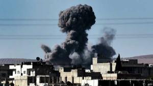 Kobani'de son durum.. CANLI