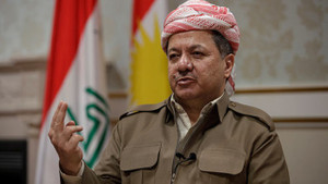 Barzani: PKK's hardliner as responsible as Erdoğan for peace bid's cut-off