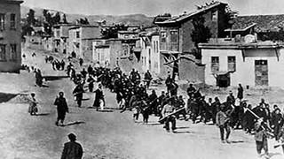 Erdoğan'dan 1915 mesajı: Sıkıntılı şartlarda hayatını kaybeden...