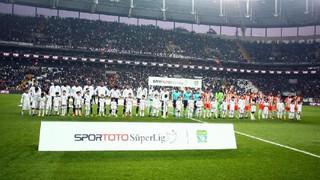 Beşiktaş - Adanaspor maçından fotoğraflar