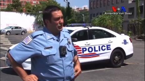 Amerikalı Türk polis