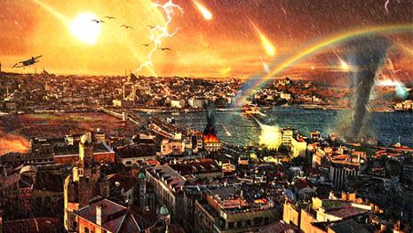 Nostradamus'un dehşet verici Türkiye kehaneti