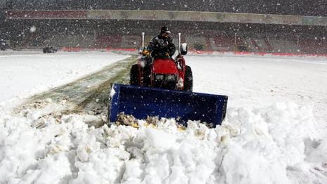 Galatasaray Boluspor maçı ertelendi