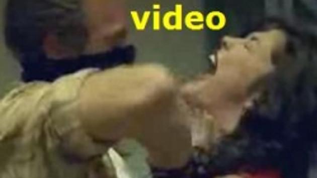 Deniz Akkaya'nın tecavüz sahnesi internete düştü!!! VİDEO