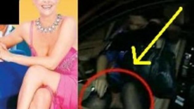 Hülya Avşar'dan şok frikik!!! Külot giymeyen Britney'e mi özendi? VİDEO