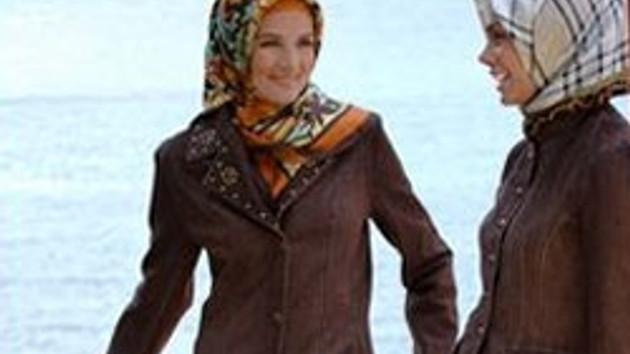 İslami basında g-string polemiği!!! Tesettürlü kadın g-string giyer mi?