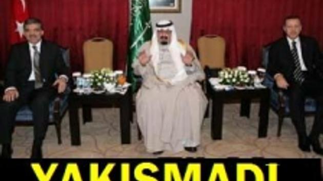 Türkiye Cumhurbaşkanı, Suudi Kralının ayağına gidemez!
