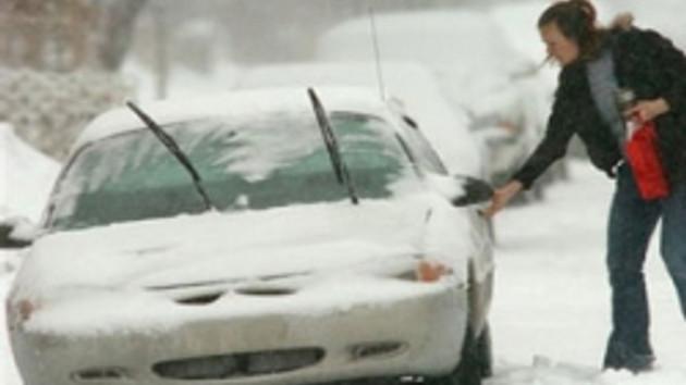 Aman dikkat!!! Kar kazaları görenleri şok etti!!! İşte o görüntüler!!! VİDEO