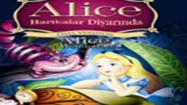 Alice porno yıldızı!!! 2008 model masal kahramanı İngiltere'yi karıştırdı!!!