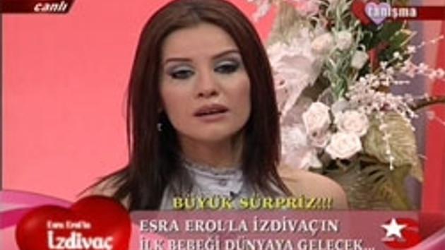 Esra Erol'un gözyaşları sel oldu!!! Peki neden canlı yayında ağladı?