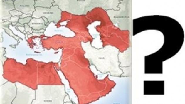 Süper Güç Türkiye!!! 2050 yılında Türkiye haritası böyle mi olacak?