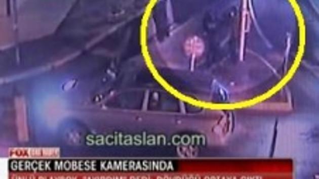 İşte şok görüntüler! Mehmet Aslan'ın dayak skandalı kamerada!