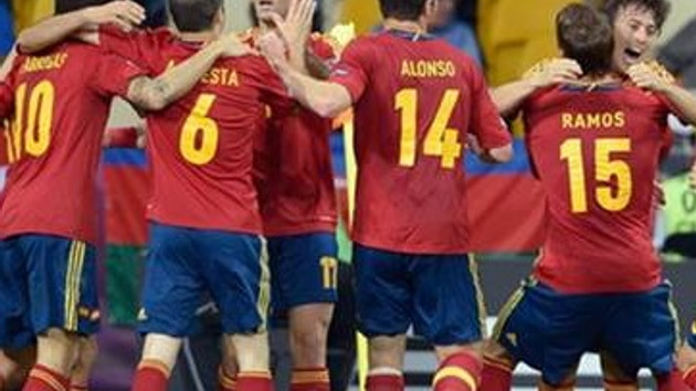 İspanya reytinglerde de şampiyon oldu!