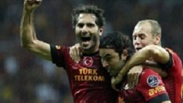 Galatasaray liderlik koltuğunda! İşte puan durumu!