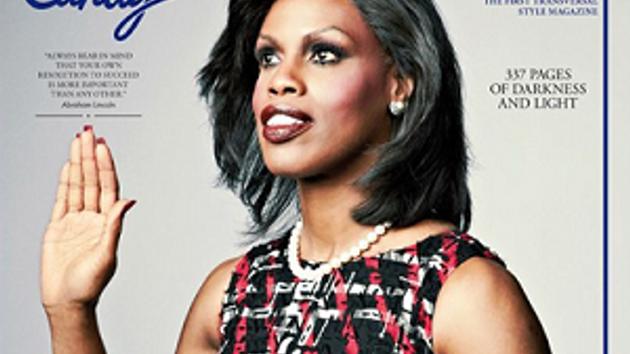 Michelle Obama'yı transseksüel yaptılar!