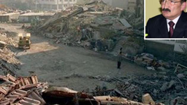 Ecevit'in tarihi şüphesi! 17 Ağustos depremi sabotaj mıydı?