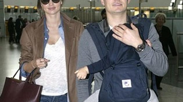Miranda Kerr ve Orlando Bloom boşanıyor mu?