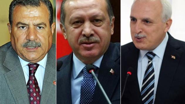 Erdoğan, vali Mutlu ve Bakan Güler'e suç duyurusu!