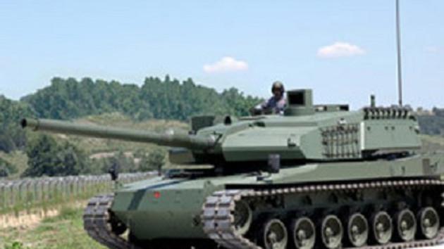 İşte ilk Türk milli tankı Altay! Dünyada eşi yok!