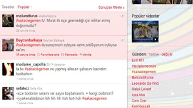 Egemen Bağış'ın espirisi Twitter'da günün konusu oldu!