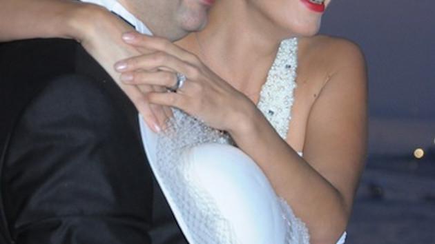 FOX Haber spikeri Gülbin Tosun Venedik'te evlendi!