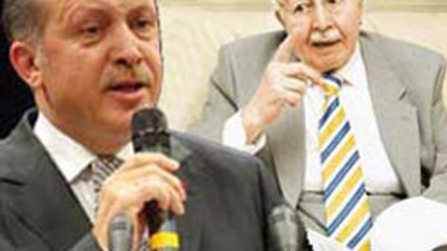 Tayyip Erdoğan'dan, Erbakan'a büyük vefasızlık!