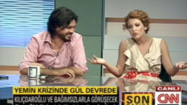 Nagehan Alçı'dan eşi Rasim Ozan'a striptiz çıkışı!