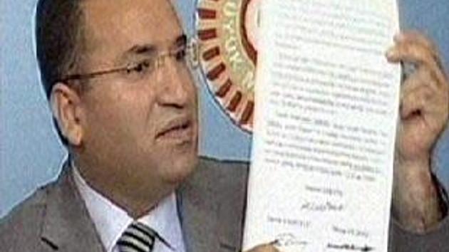 İşte Öcalan'ı idamdan kurtaran belge! Bahçeli imzalamış!