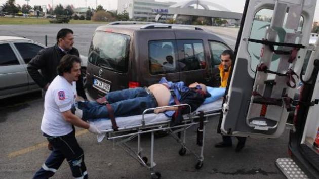 Atatürk Havalimanında şok cinayet!