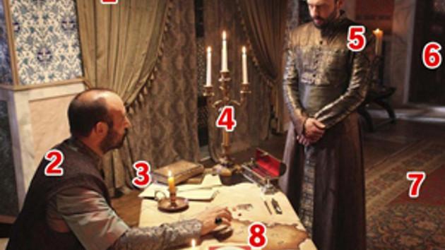Kanuni Sultan Süleyman'ın makamında 8 tarih hatası birden!