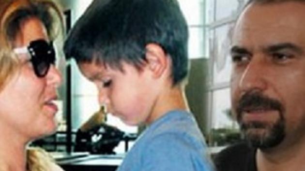 Gülben Ergen ve Mustafa Erdoğan çocukları takas ediyor!