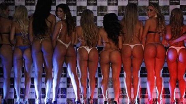 İşte Brezilya'nın en güzel kalçaları!