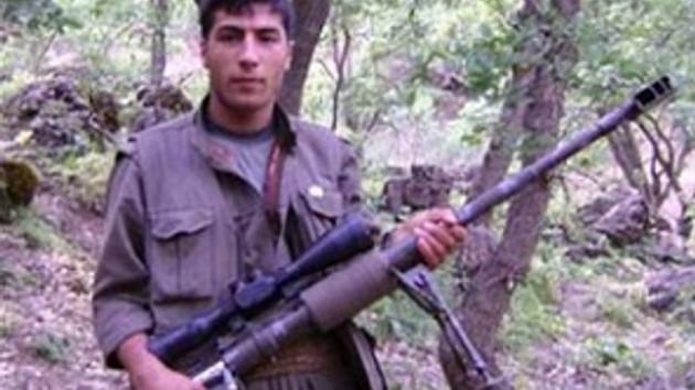 PKK'nın el yapımı yeni silahı zagros!