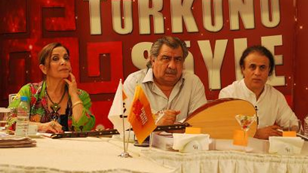 ATV'de Türkü yarışması! Ankara elemelerinde izdiham vardı!