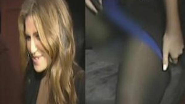 Türkan Şoray'ın kızı Yağmur Ünal'dan frikik kazası!