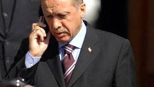 Başbakanın çok gizli telefonu deşifre oldu!
